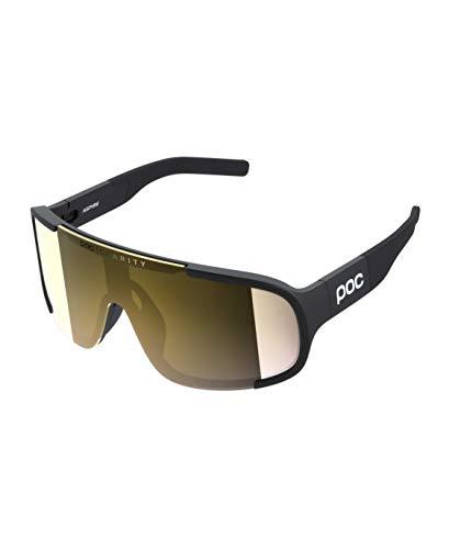POC Aspire Sonnenbrille, Uranium Black, ONE Size