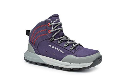 Astral Women's TR1 Merge Outdoor Boot for Hiking, Eggplant Purple, 6 M US