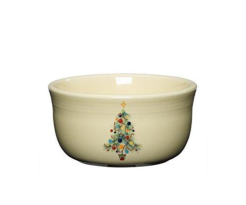 Fiesta 24-Ounce Gusto Bowl, Christmas Tree