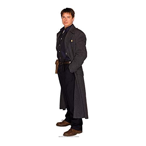 STAR CUTOUTS - Stsc124 - Figurine Géante - Captain Jack Harkness - Doctor Who