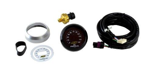 AEM 30-4407 0-150 PSI Oil Pressure Gauge