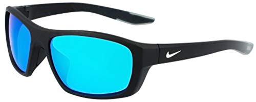 Nike Brazen Boost M CT8178 - Gafas de sol unisex Matte Black/Grey/Blue 57