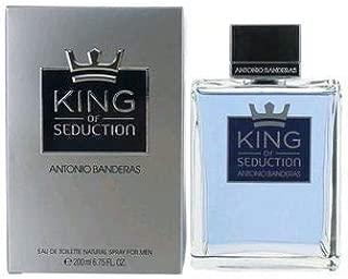 King of Seduction Absolute by Àñtóníó Báñdérás for Men Eau De Toilette Spray 6.8 oz