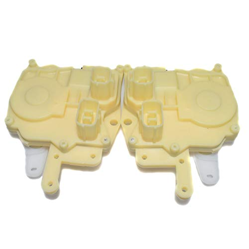 eGang Auto Actionneur de Verrouillage de Porte arrière Droite Gauche 72615S84A01 72655S84A01 pour Honda Odysseys Civic Accord Insights CR-V 1998 1999 2000 2001 2002 2003 2004 2005 2006