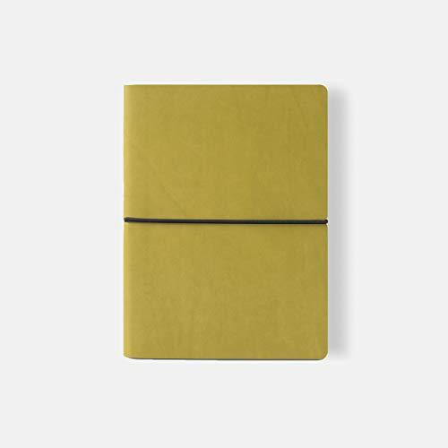 Ciak Notizbuch liniert 15x21cm - Lime