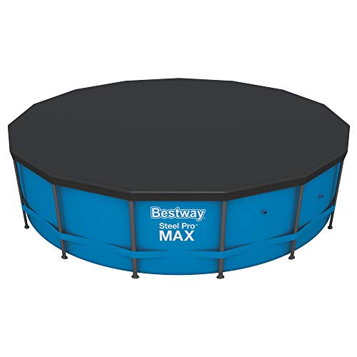 Bestway Flowclear 10' Round Above Ground Pool Cover