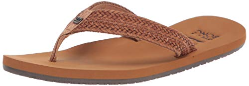 Billabong Women's Kai Braided Sandal Flip-Flop