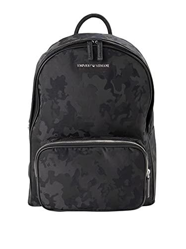 EMPORIO ARMANI Camouflage backpack