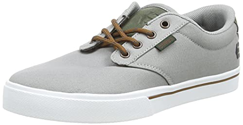 Etnies Herren Jameson 2 ECO Skate-Schuh, Grau/Grün, 44 EU