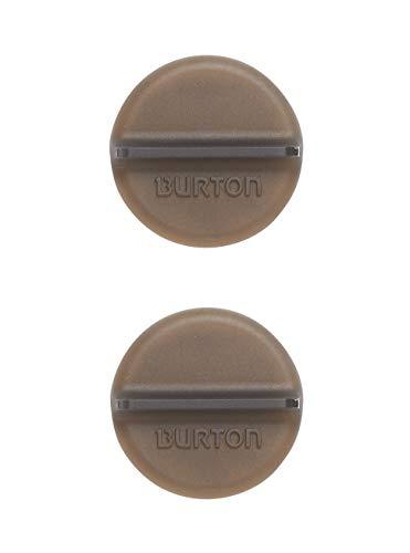 Burton Herren Antirutschmatte MINI SCRPR MATS, Translucent Black, One size