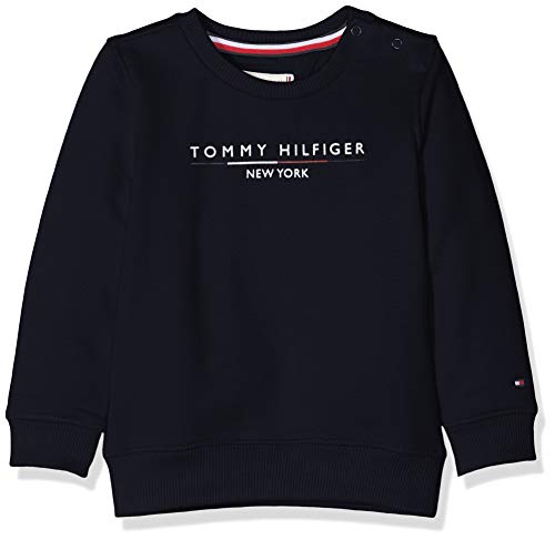 Tommy Hilfiger Essential Logo Crew Sweatshirt Sudadera
