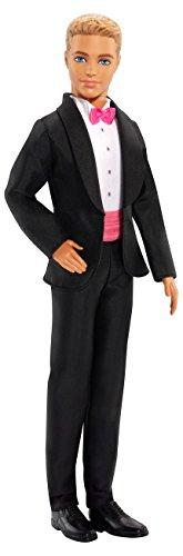 Mattel Barbie BCP31 - Puppe, Modern Fairytale Bräutigam