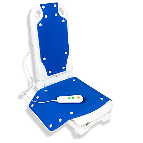 """MAIDeSITe Electric Lift Chair,Get Up from Floor,Can be Raised to 19.5"""" Help You Stand Up Again, Bearing Weight 300LB, High-Strength Steel Pole for Extra Safety"""