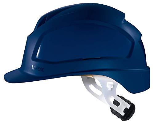 Uvex Pheos E-WR - Casco de protección para electricistas, color azul