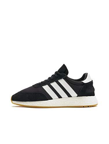 adidas Herren I-5923 Fitnessschuhe, Schwarz (Core Black/Footwear White/Gum 0), 44 EU