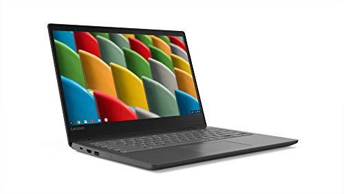 Product Image 4: Lenovo Chromebook S330 Laptop, 14-Inch FHD (1920 x 1080) Display, MediaTek MT8173C Processor, 4GB LPDDR3, 64GB eMMC, Chrome OS, 81JW0000US, Business Black