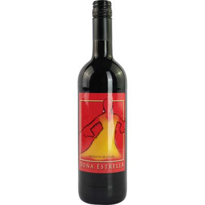 Dona Estrella 2019 Valencia DO Rotwein Vegan süss Edition BARRIQUE Spanien 750ml-Fl (6.27€/L)