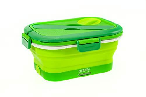 CAMRY CR 4475 Boîte à Lunch Vert électrique, Multicolore, Taille Unique