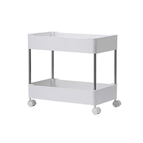 carrito verdulero cocina blanco fabricante LNX