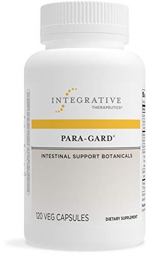 Integrative Therapeutics para-Gard - Intestinal Support Botanicals Including Garlic, Berberine, Sweet Wormwood and Goldenseal - Gluten Free - Dairy Free - 120 Vegan Capsules