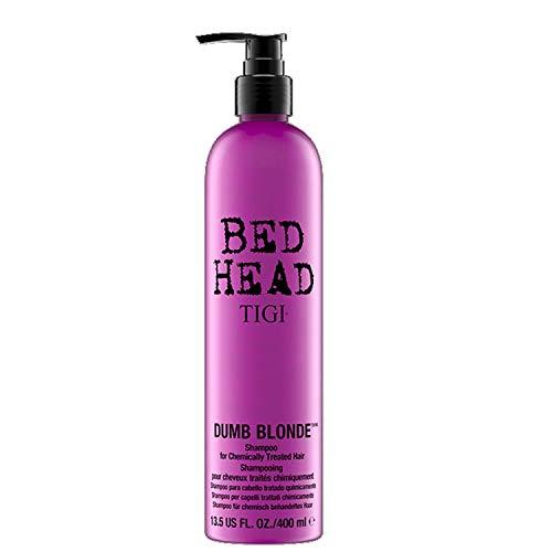Tigi Bed Head Dumb Blonde Shampoo 400ml