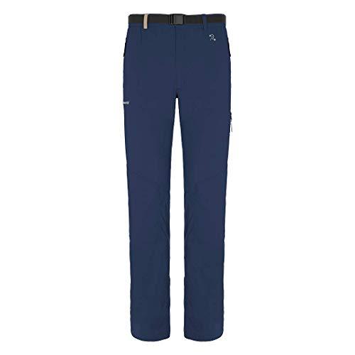 Trangoworld Elster Dn Pant. Long, Homme XL Bleu Nuit
