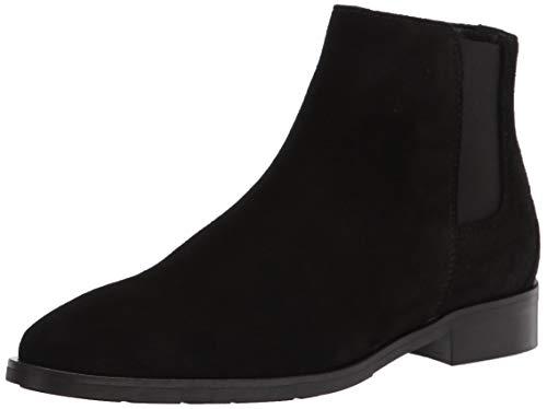 Aquatalia womens Bootie Ankle Boot, Black, 6 US