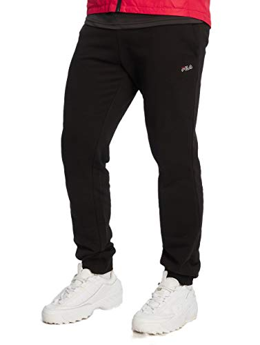 Fila Upl Wilmet Sweat Pants Pantalones de Deporte, Negro (Black 2), W28/L32...