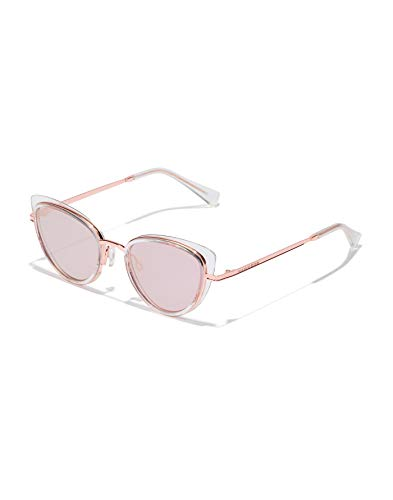 HAWKERS Feline Sunglasses, Transparente, One Size para Mujer