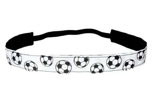 soccer headbands Soccer Headbands for Girls, 20 inch