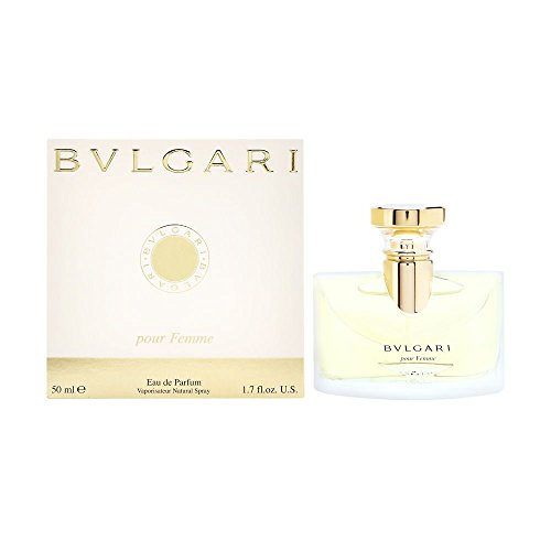 Bvlgari Pour Femme, femme/woman, Eau de Parfum, 50 ml