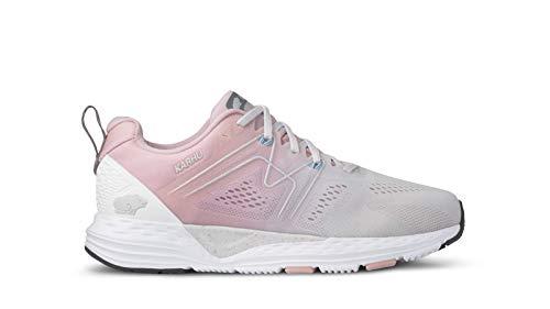 Karhu Zapatillas de running Fusion Ortix para mujer, color malva pálido/gris glaciar, color, talla 40 EU