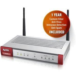 ZyXEL - ZyWALL USG-40W UTM BDL Firewall Appliance incl. licentie