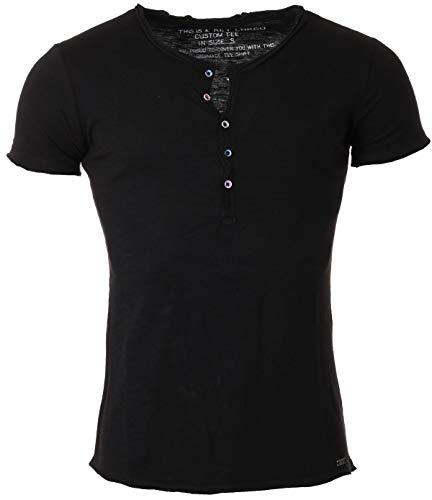 KEY LARGO Herren T-Shirt Lemonade schwarz (15) M
