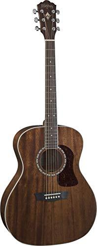 Washburn HG12S-O - Guitarra acústica (6 cuerdas)