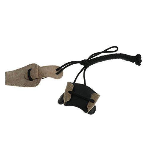 Gazechimp Spannhilfe Spannschnur für Recurvebögen/Langbögen