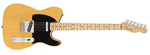 Fender エレキギター American Original `50s Telecaster®, Maple Fingerboard, Butterscotch Blonde
