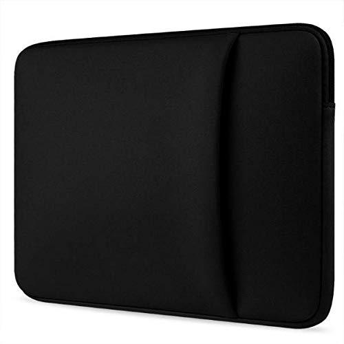 Lenovo Ideapad Laptoptasche - Laptop Hülle - Schutzhülle für Laptops - 13.3 Zoll - mit Seitliche Tasche - Schwarz