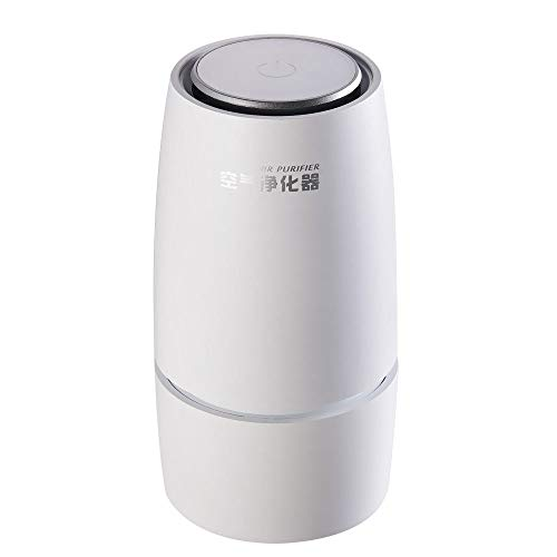 For Sale! Portable Car Air Purifier, Odor Allergies Eliminator for Smoke, Dust, Pets, HEPA Eliminato...