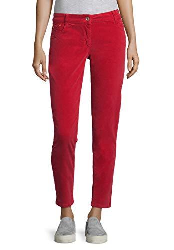 Betty Barclay Damen 3980/9708 Hose, Rot (Red Scarlet 4635), W(Herstellergröße: 38)