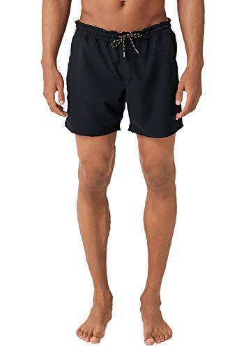 s.Oliver Herren 28.904.70.5833 Shorts, Grau (Grey/Black 9897), W(Herstellergröße: L)