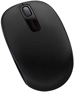 Microsoft MO539 1850 Wireless Mobile Mouse - Black