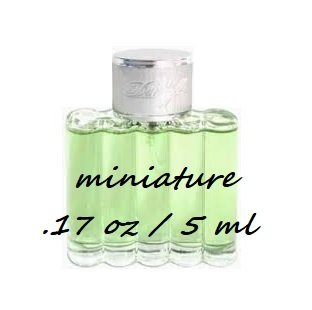 GOOD LIFE BY DAVIDOFF COLOGNE MINIATURE FOR MEN .17 OZ / 5 ML DAB-ON / SPLASH - UNBOXED (0.17 Ounce Miniature Collectible)