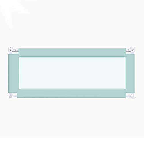 Railo de la cama para niños pequeños 150 * 74 cm Levantamiento vertical Lock de doble bloqueo de la cama de la cama para el bebé, los niños, el carril de la cama del bebé, la cama plegable portátil