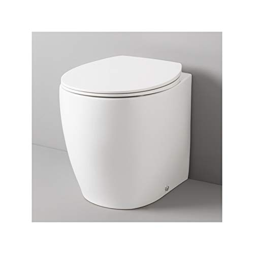 Marine F Fityle Coussin de Si/ège Toilette Protection Couvre Si/ège Toilettes WC Couverture