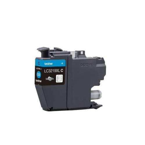 Cartucho de Tinta Cian, Compatible (LC3219XL/LC3217) Brother MFC J5330DW/J5335/J5730