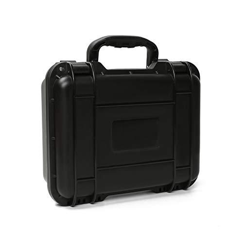 Mavic Mini Waterproof Carrying Case-Hard Shell Travel Bag Compact with DJI Mavic Mini Drone Remote Controller Battery and Accessories,Rugged Shockproof Mavic Mini Storage Case-Black¡
