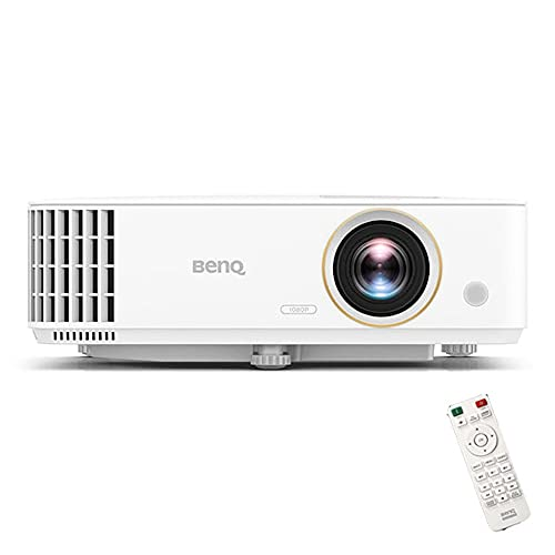 BenQ TH585 1080p 3500lm Home Entertainment and Console Gaming Projector (Renewed)