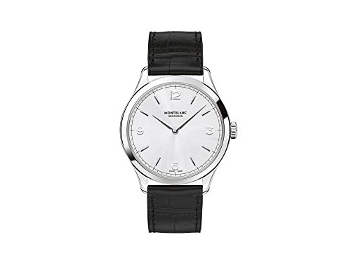 Montblanc orologio Heritage Chronométrie Collection/Ultra Slim