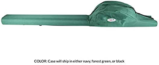 Mountain Cork Double Steelhead/Salmon Rod Case - Fits Two 9' 2-Piece rods with reels